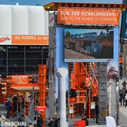 PASCHAL's exhibition stand at bauma 2019