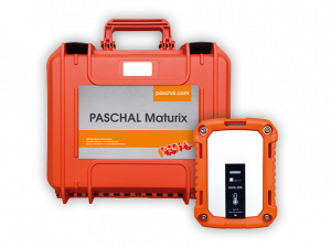 PASCHAL Maturix for an intelligent concrete monitoring